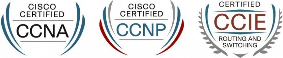 All Things Network » Cisco Certified Network Professional – CCNP